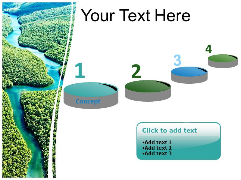 River ppt powerpoint templates river powerpoint template river my toneelgroepblik Images