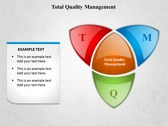 Total Quality Management power Point templates
