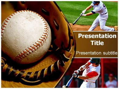 Baseball Powerpoint Templates Powerpoint Presentation on Baseball 2J18bJJF