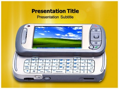 Mobile Computing Security Powerpoint Templates