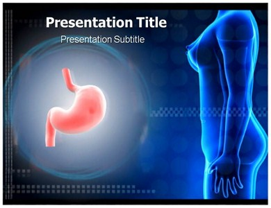 Stomach Function  Powerpoint Templates