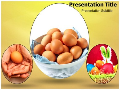 Egg 1 Powerpoint Templates