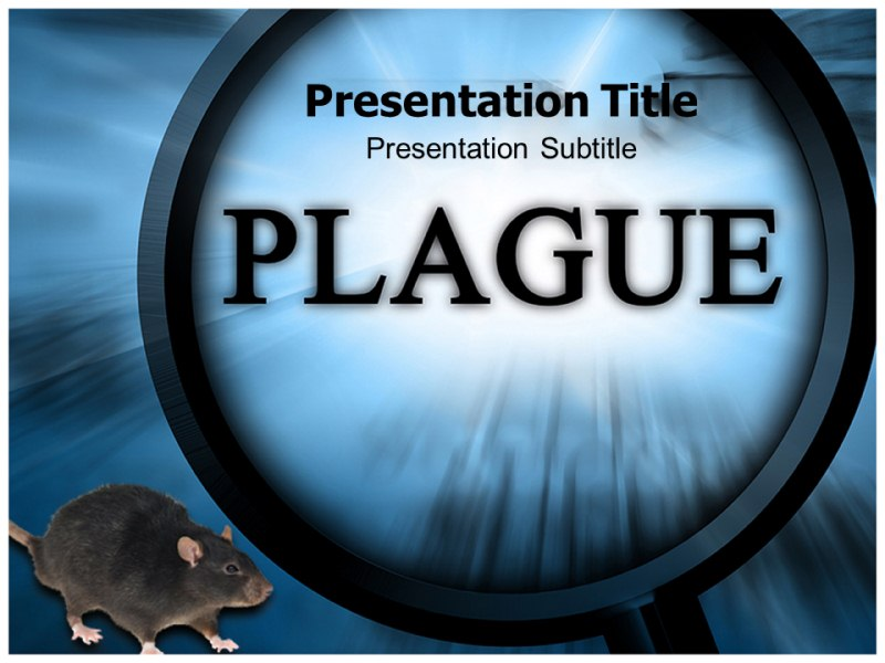 Plague Powerpoint Templates