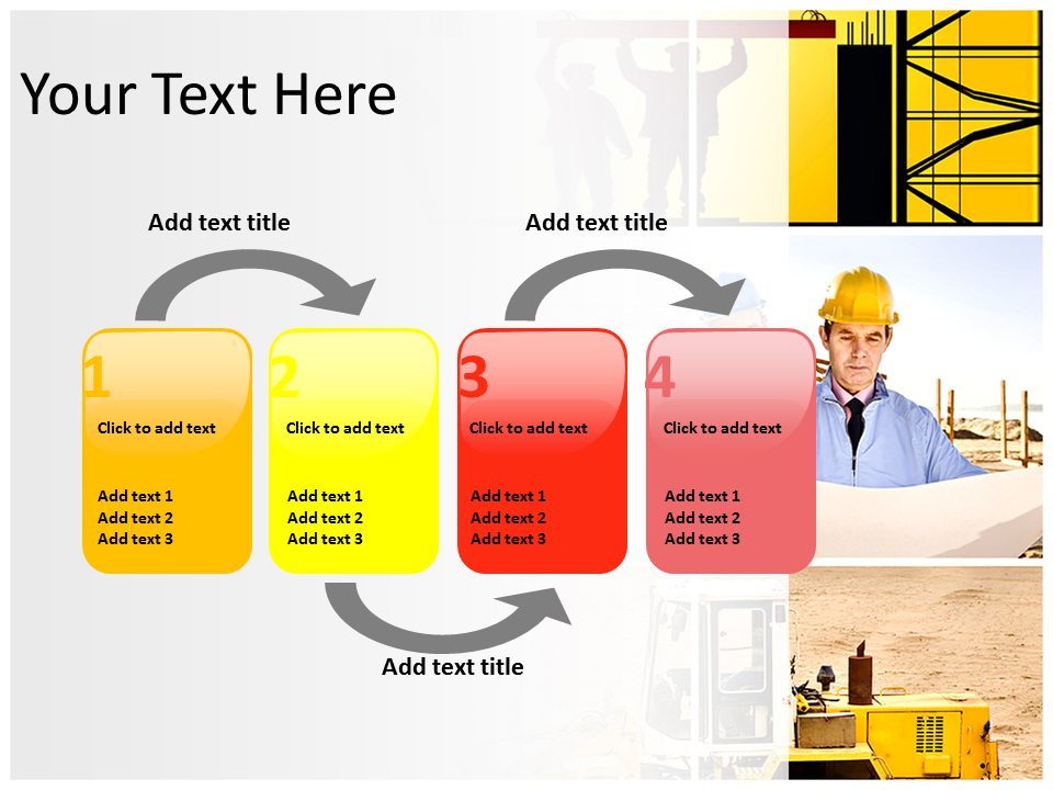 Construction Planning Powerpoint Templates