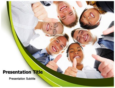 HRM Review Powerpoint Templates