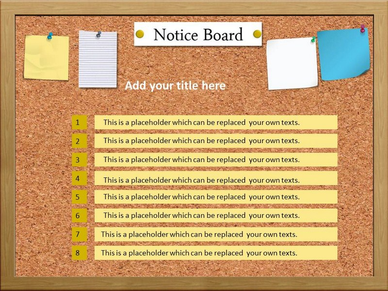 26 images of ppt template bulletin board | leseriail. Com.