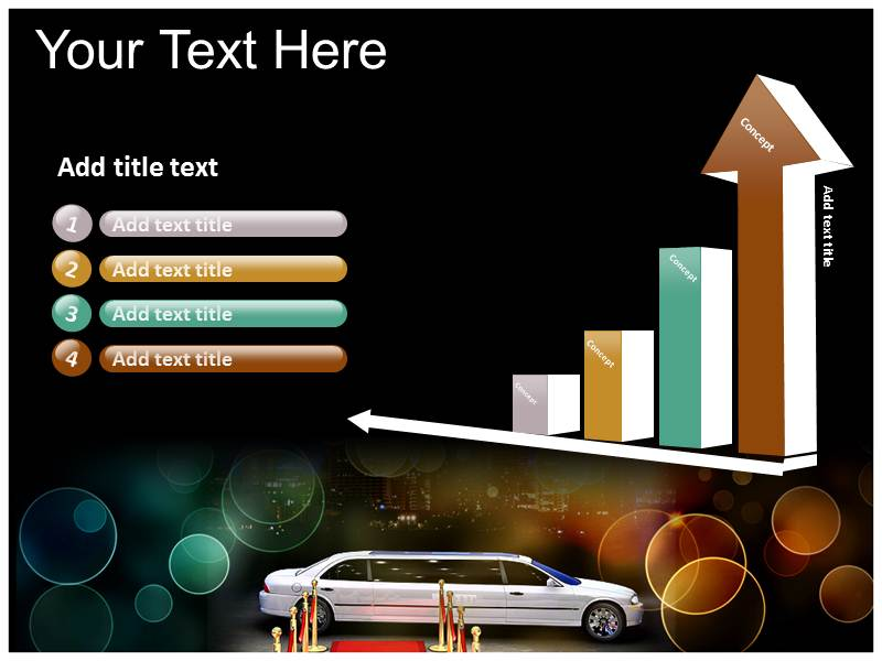 Hollywood Powerpointppt Template Powerpoint Themes Of Hollywood