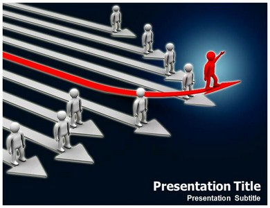 Leadership Corporate Powerpoint Templates