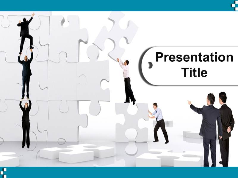 Team Work Powerpoint(PPT) Templates | Powerpoint Template for Team ...