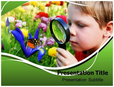Observation Powerpoint Templates