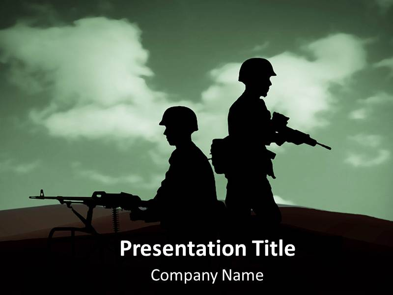 war terror powerpoint templates | war ppt templates | war, Powerpoint templates