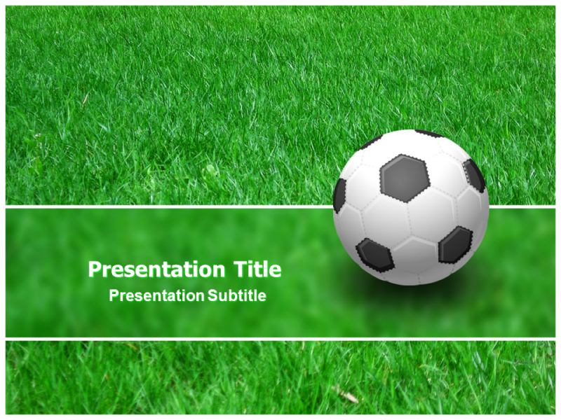 football gamestemplates for powerpoint football templates