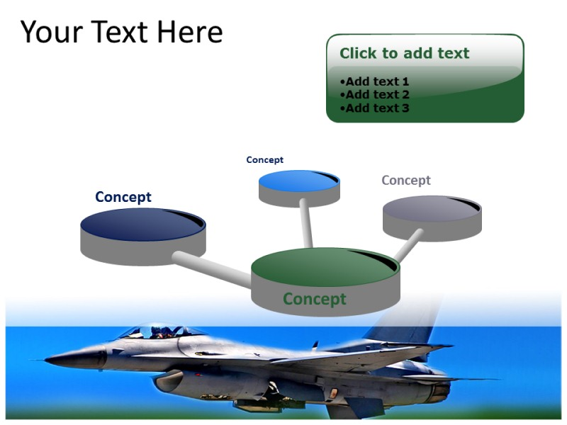 Aerospace Industry Powerpoint Templates