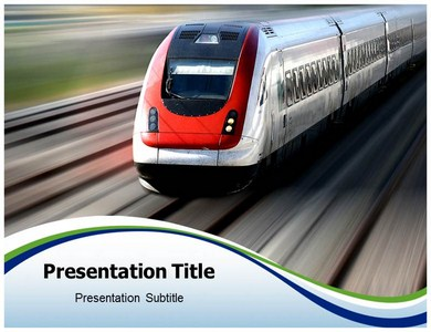 train wheel powerpoint ppt template train ppt template train