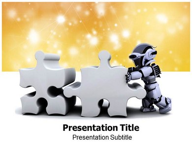 Robotics Powerpoint Templates
