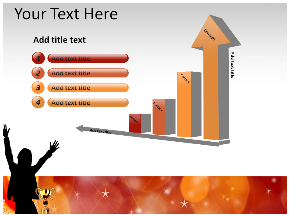 Achievement Powerpoint Templates