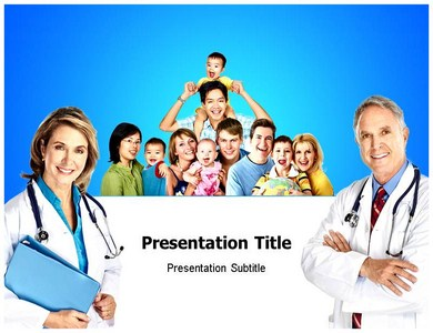 Family Practice Powerpoint Templates