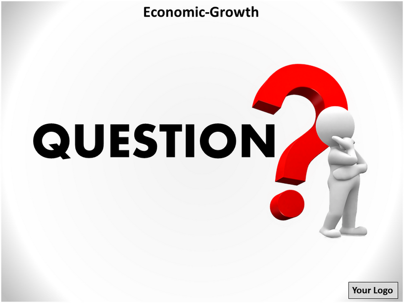 Economic Growth Rate Powerpoint Template Powerpoint Background