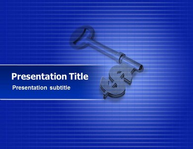 Key Business Powerpoint Templates