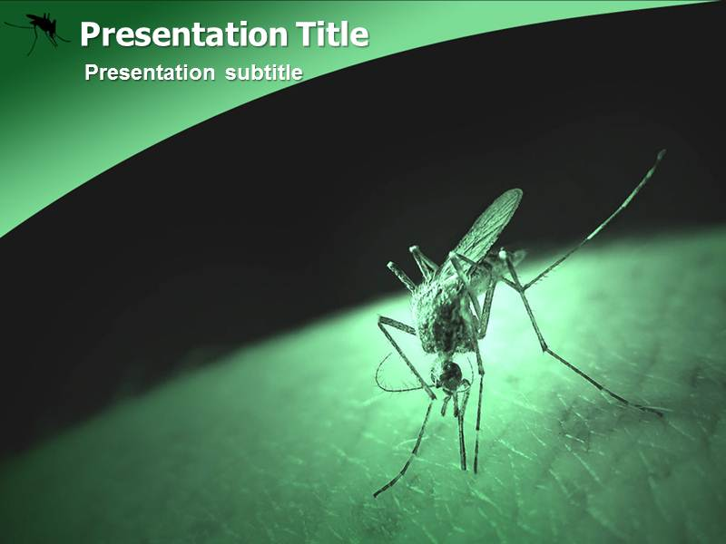 Malaria powerpointppt templates ppt background for malaria my toneelgroepblik Images
