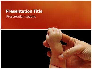 Childhood Powerpoint Templates