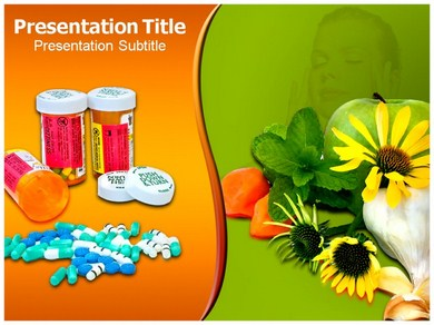 antibiotic Powerpoint Templates
