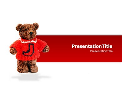 Doll Powerpoint Templates