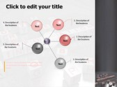 Information Types background PowerPoint Templates