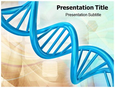 DNA Replication Powerpoint Templates
