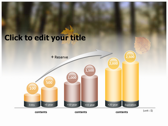 Falling Autumn Leaves fullpowerpoint download