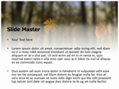 Falling Autumn Leaves powerPoint templates