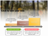 Falling Autumn Leaves powerPoint themes