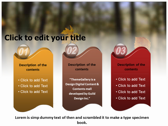 Falling Autumn Leaves powerpoint themedownload