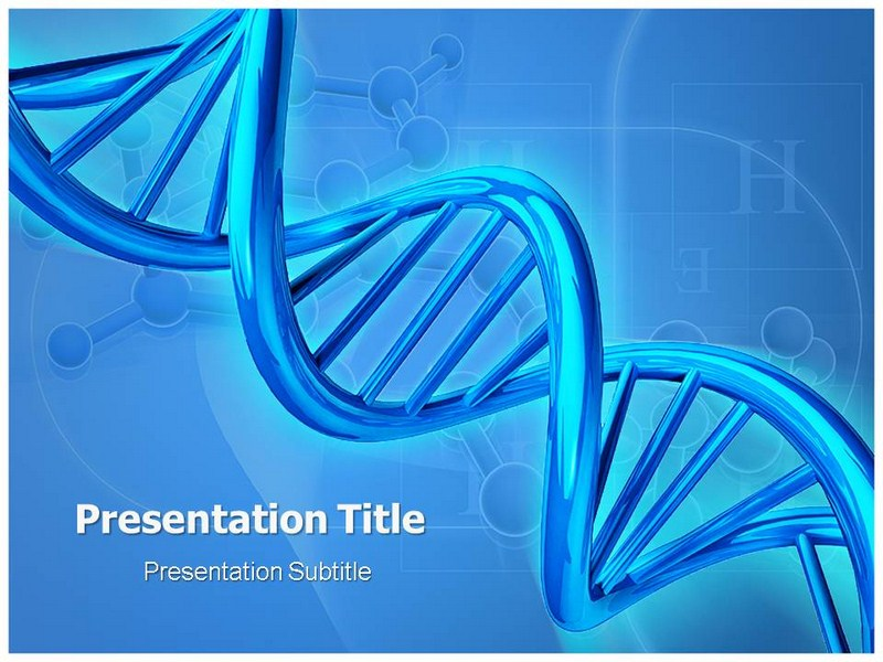 Dna Powerpoint Templates | Powerpoint Presentation On Dna Template ...