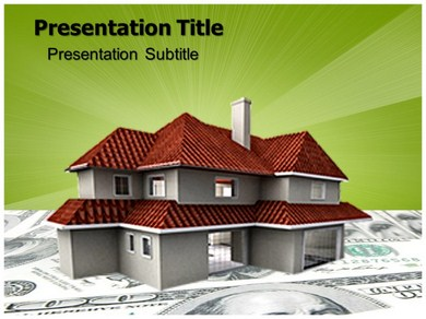 Home loan Powerpoint Templates