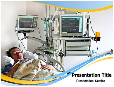 Cardiology Care Centre Powerpoint Templates