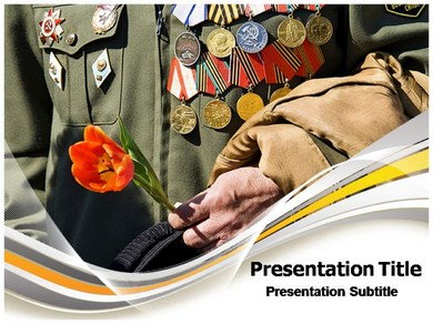 Veterans Day Powerpoint Templates