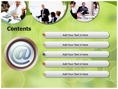 Group Work Powerpoint Templates