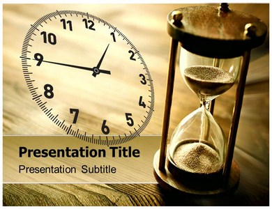Time Management Stress Powerpoint Templates
