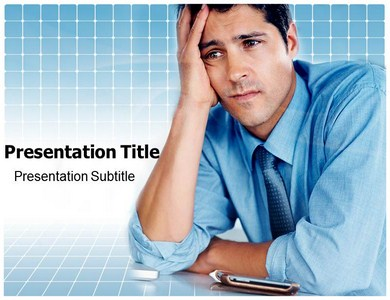 Acute Stress Powerpoint Templates