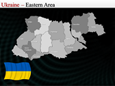 Map of Ukraine  powerpoint download