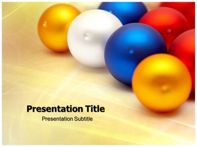 Colorful Bulbs Powerpoint Templates