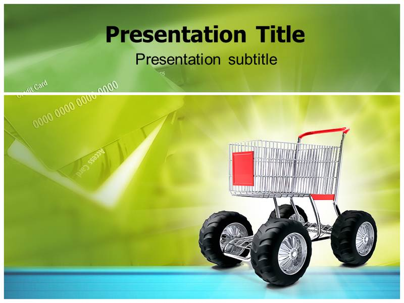 Wal Mart Corporate Powerpoint Templates