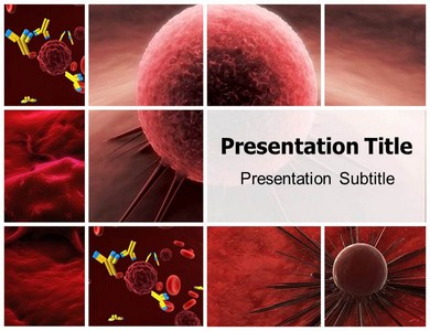 get mac ppt templates| mac cancer cell unit powerpoint template, Powerpoint templates