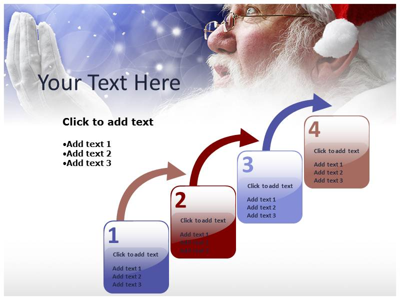 Santa Claus Templates For Powerpoint