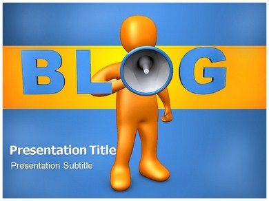 Blog Banners 1 Powerpoint Templates