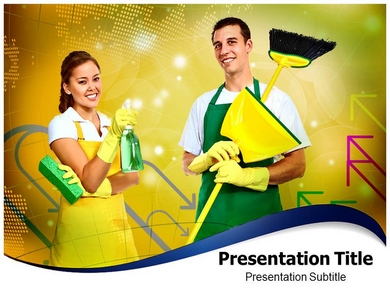 Housekeeping Powerpoint Templates