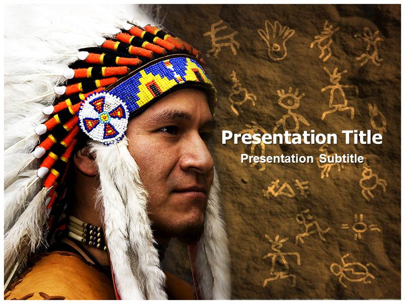 Aboriginal powerpoint template autodiet indigenous powerpoint ppt templates powerpoint template on template designer toneelgroepblik