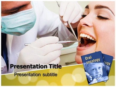 oral oncology Powerpoint Templates