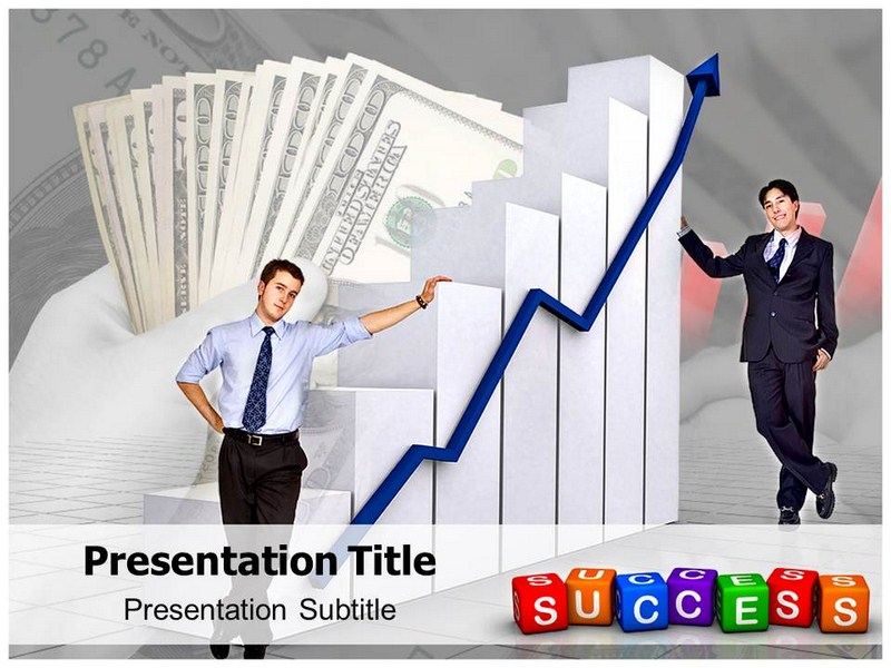 Ladder Of Success 1 Powerpoint Templates